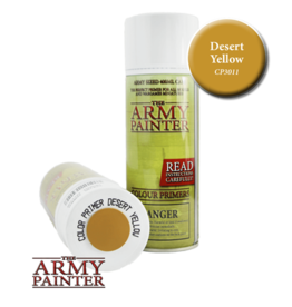 The Army Painter Color Primer: Desert Yellow (Spray 400ml)