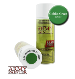 The Army Painter Color Primer: Goblin Green (Spray 400ml)
