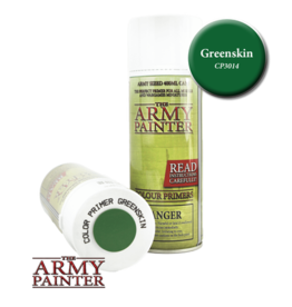 The Army Painter Color Primer: Greenskin (Spray 400ml)