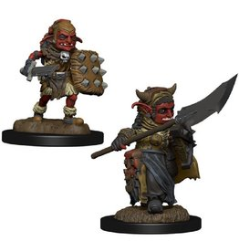 WizKids Wardlings (Goblin Male & Goblin Female)