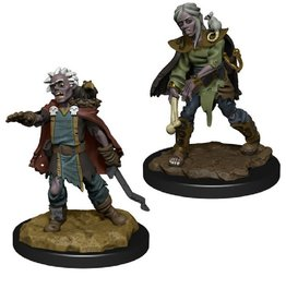 WizKids Wardlings (Zombie Male & Zombie Female)