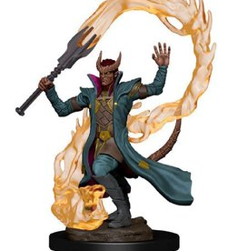 WizKids D&D Icons of the Realms (Premium Tiefling Male Sorcerer)