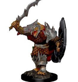 WizKids D&D Icons of the Realms (Premium Dragonborn Male Fighter)
