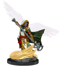 WizKids D&D Icons of the Realms (Premium Aasimar Female Wizard)