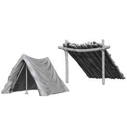 WizKids D&D Mini (Tent & Lean-to)