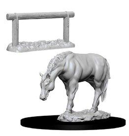 WizKids D&D Mini (Horse & Hitch)