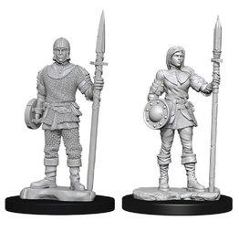 WizKids D&D Mini (Guards)