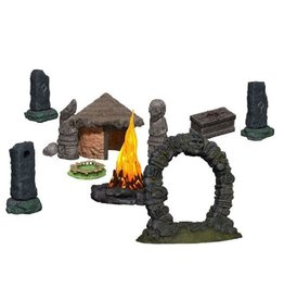 WizKids D&D 4D Settings (Jungle Shrine)