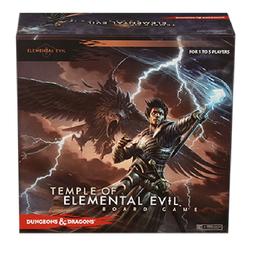 WizKids Temple of Elemental Evil Board Game