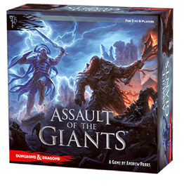 WizKids Assault of the Giants