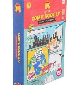 Comic Book Kit: Practice, Plan, Create