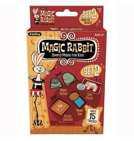 Magic Rabbit Simple Magic for Kids (Set 2)