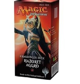 Wizards of the Coast Hazoret Aggro (MTG Challenger Deck)