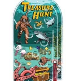Treasure Hunt Pinball Game
