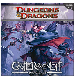 Wizards of the Coast Castle Ravenloft (D&D Adventure System Board Game )