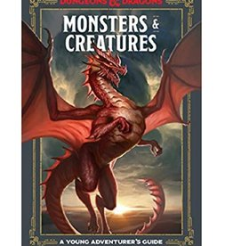 Wizards of the Coast Monsters & Creatures (Dungeons & Dragons): A Young Adventurer's Guide