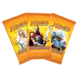Wizards of the Coast Booster Pack (Dragon's Maze)