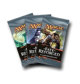 Wizards of the Coast Booster Pack (Fate Reforged)