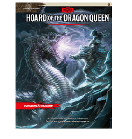 Wizards of the Coast Hoard of the Dragon Queen (Adventure Module)