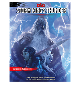 Wizards of the Coast Storm King's Thunder (Adventure Module)