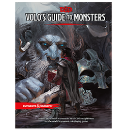 Wizards of the Coast Volo's Guide to Monsters (Sourcebook)