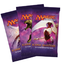 Wizards of the Coast Booster (Iconic Masters)