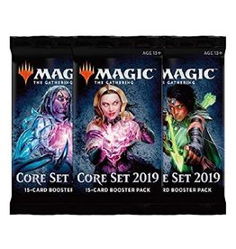 Wizards of the Coast Booster Pack (Core 2019)