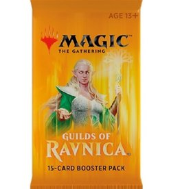 Wizards of the Coast Booster (Guilds of Ravnica)