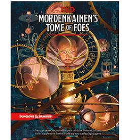 Wizards of the Coast Mordenkainen's Tome of Foes (Sourcebook)