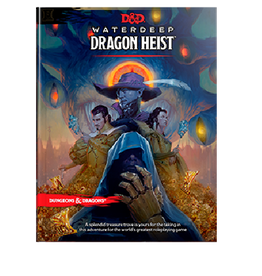 Wizards of the Coast Waterdeep: Dragon Heist (Adventure Module)