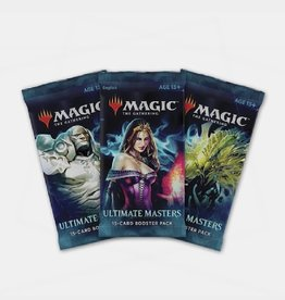 Wizards of the Coast Booster Pack (Ultimate Masters)