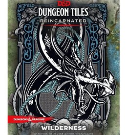 Wizards of the Coast Dungeon Tiles Reincarnated (Wilderness)