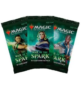 Wizards of the Coast Booster Pack (War of the Spark)