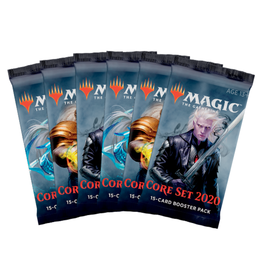 Wizards of the Coast Booster Pack (Core 2020)
