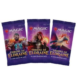 Wizards of the Coast Booster Pack (Throne of Eldraine)