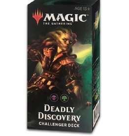 Wizards of the Coast Challenger Deck (Deadly Discovery)