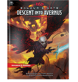 Wizards of the Coast Baldur's Gate: Descent into Avernus (Adventure Module, Standard Edition)
