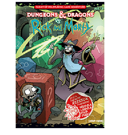 Wizards of the Coast D&D Starter Box Set (Vs. Rick and Morty)