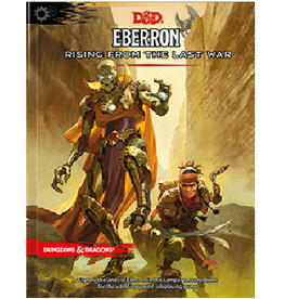 Wizards of the Coast Eberron: Rising from the Last War (Sourcebook, Standard Edition)