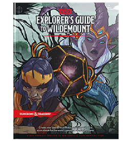 Wizards of the Coast Explorer's Guide to Wildemount (Sourcebook)