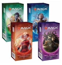 Wizards of the Coast Challenger Deck 2020