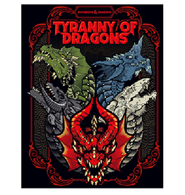 Wizards of the Coast Tyranny of Dragons (Adventure Module)