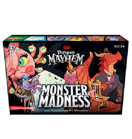 Wizards of the Coast Dungeon Mayhem (Monster Madness)