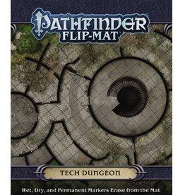 Pathfinder Flip-Mat: Tech Dungeon