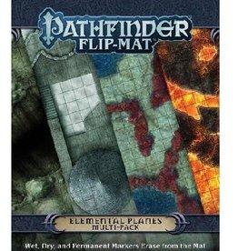 Pathfinder Flip-Mat: Elemental Planes Multi-Pack