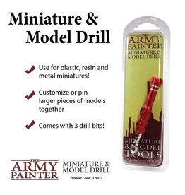 The Army Painter Miniature & Model Drill
