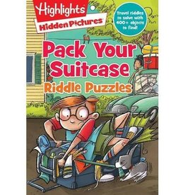 Hidden Pictures (Pack Your Suitcase Riddle Puzzles)