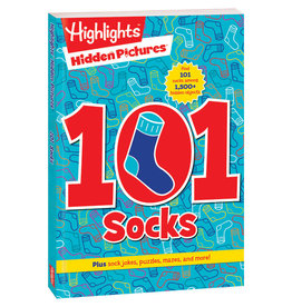 Hidden Pictures (101 Socks)