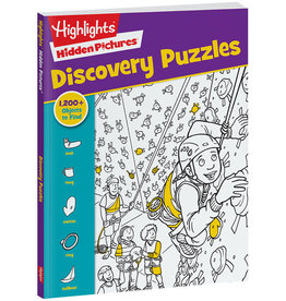 Hidden Pictures (Discovery Puzzles)