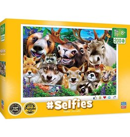 Masterpieces Puzzles & Games Woodland Wackiness (200pc)